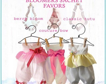 Baby Bloomers Sachets