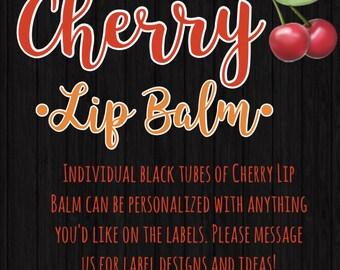Cherry Lip Balm (Chapstick)