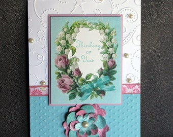 Thinking of You card  #130