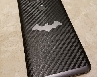 LG V20 Batman Injustice Decal Skin