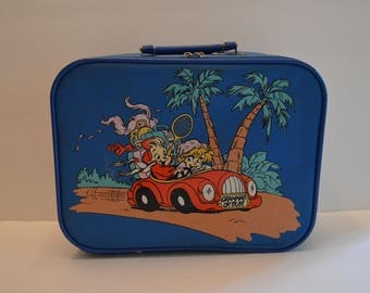 1990 Alvin and The Chipmunks Suitcase