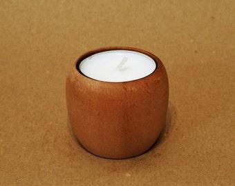 Handmade tea light