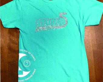 STUDIO FIVE 2017 Dance Recital shirt