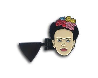 Zapatista Unmasked-Frida Kahlo
