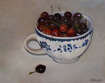 Bowl of cherries 3