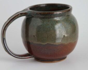 Pottery Mug, Ceramic Mug, Handmade Mug, Ready To Ship