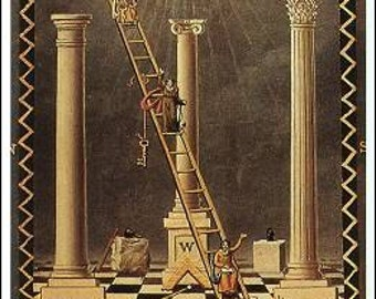 Freemasonry - Large collection of books, photos and drawings.