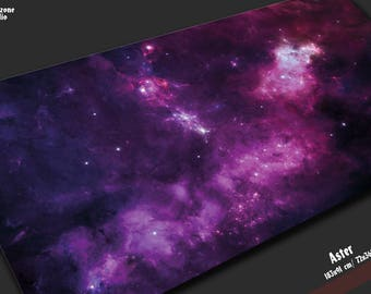 Battle mat:  Aster - space battleboard for sci-fi miniature tabletop games Star Wars X-wing, Armada,  BFG Gothic