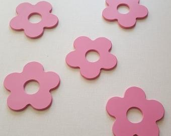 PACK 5 flowers.