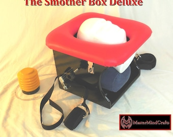 Smother Box Deluxe (Smotherbox, Queening Chair, Facesitting)