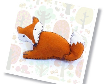 Felix the Fox Sewing Kit
