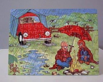 WV Beetle Puzzle - Puzzle - Home Decor - Free Shipping