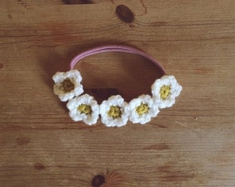 A Little Ray Multi Apple Blossom Headband -One size fits all-