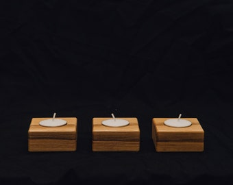 Tea Light Candle Holder Set