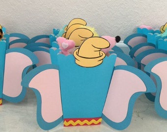 Dumbo Ears Party Favor Goody Bag 10 units