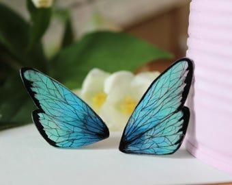 Butterfly Wings Earring