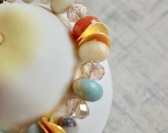 Pheriby Amazonite Bracelet