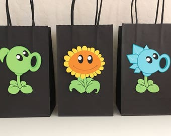 Plants vs. Zombies Party Bags