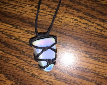 Opalite necklace