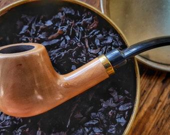 Pear Wood Pocket Pipe