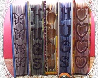 5 x 120 page pattern bundle Hearts Hugs Butterflies Apples