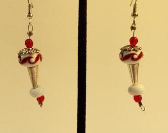 Handmade Earrings - Holiday  -  ES002