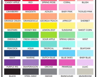 Color Customizing! Match Any Decorating Kit To The Color Scheme of Your Baby Shower!!