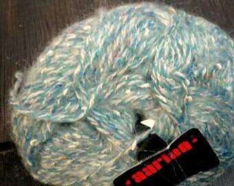 """Wool Tweed aarlan vintage yarn mixture """"Venice"""""""