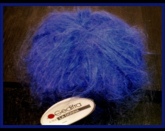 """Long-haired mohair color choice Gedifra """"La Donna""""fantastically beautiful"""