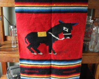 Burro Tapestry