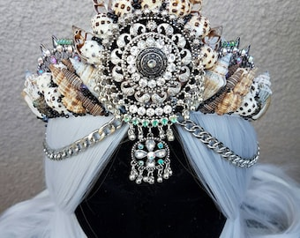 Festival Crown with Swarovski