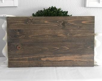 """23.5"""" L x 14"""" W, Custom Wood Sign, Custom Home Decor, Custom Sign, Rustic wood sign, Custom Rustic Wood Sign, Custom Font, Custom Color"""