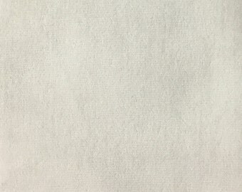 Velvet Upholstery Fabric - Byron - Marshmallow - Premium Plush Sateen Velvet Upholstery Fabric by the Yard - Available in 49 Colors