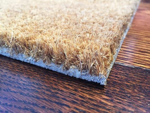 Rustichustle Custom Outdoor Doormat Family Established Custom