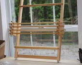 Schacht Portable Tapestry Loom and Stand