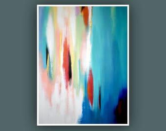Fine Art Prints, Abstract Painting, Modern Wall Decor, Contemporary Art, Modern Artwork