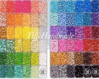 72 Colors Perler Beads 5 mm Kit