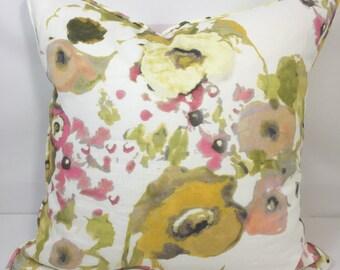 """20"""" SQ. Etamine Bel Ete Pillow COVER"""