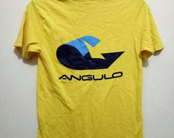 Vintage 80s Angulo Board Hawaii T shirt Size Small by Hi Cru Stedman