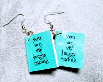 Happily Ever Earringd