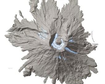 Mount Saint Helens - Stratovolcano