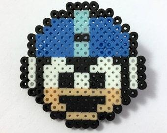 Mega Man - Mini Perler Beads