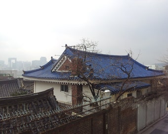 Blue Roof Korea