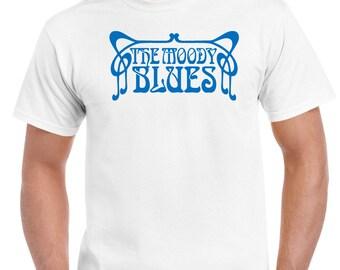 T-Shirt the Moody Blues