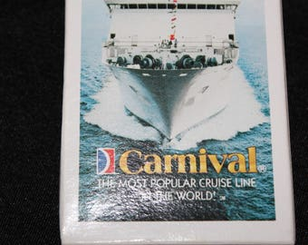 Carnival Playing Cards Deck Playing Carnival Cruise Lines Playing Cards