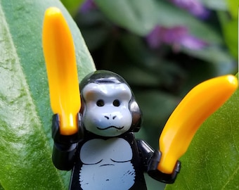 Lego Photography - Gorilla