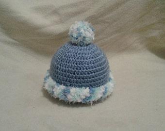 Infant winter beanie