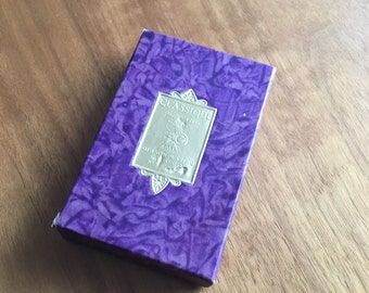 Rare 1920s Gibson Classique Art Deco Playing Cards - Sealed with intact tax stamp