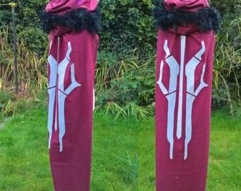 Kellhunters hood, Cosplay Cloak