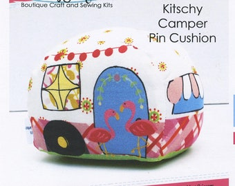 Jennifer Jangles kitschy camper pin fusion kit, everything included,